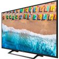hisense h65be7200 led-tv (163 cm - 65 inch), 4k ultra hd, smart-tv zwart