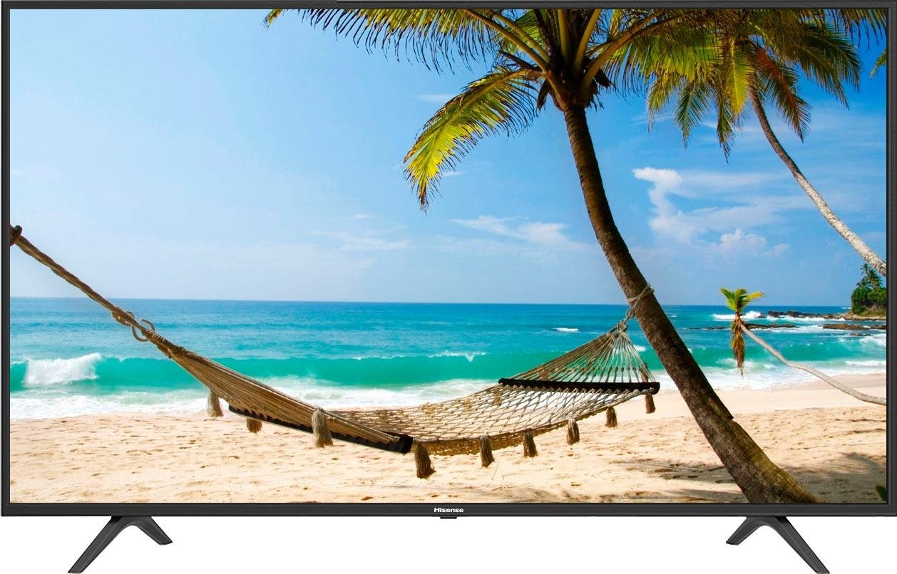 Hisense H55BE7000 led-tv (138 cm / 55 inch), 4K Ultra HD, smart-tv online kopen op otto.nl