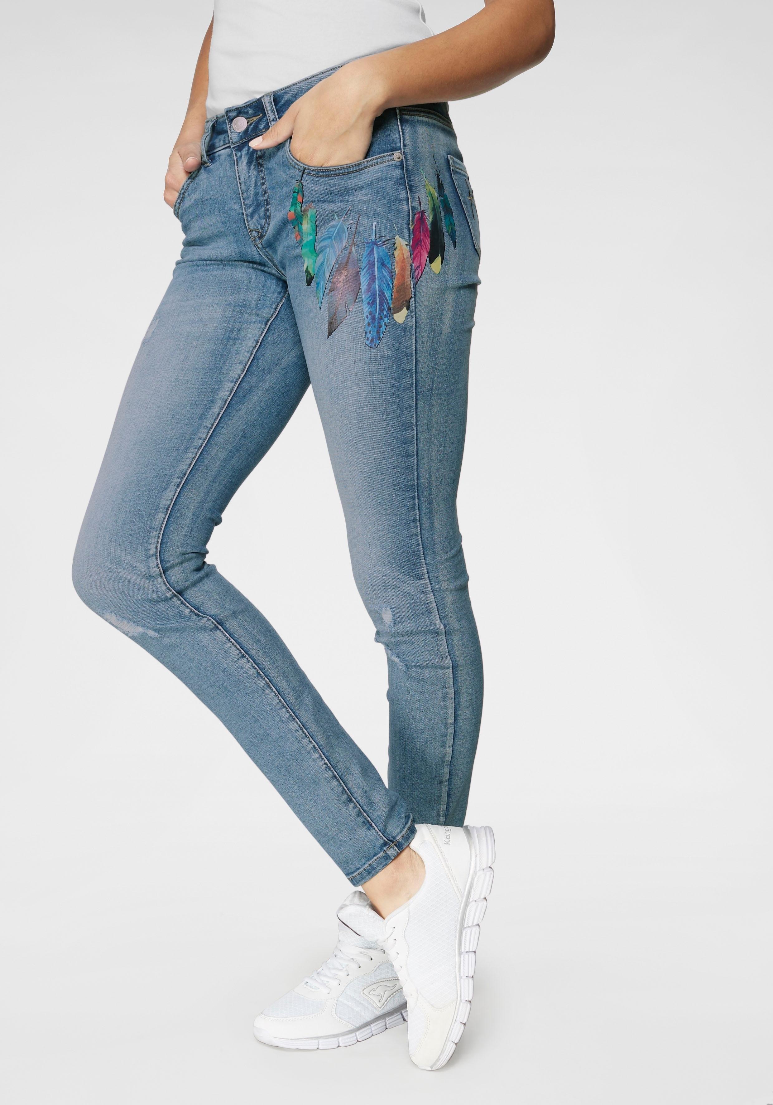 KangaROOS skinny jeans nu online kopen bij OTTO