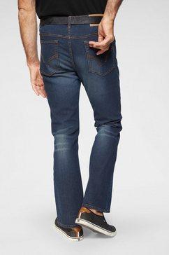 arizona bootcut jeans »mike« blauw