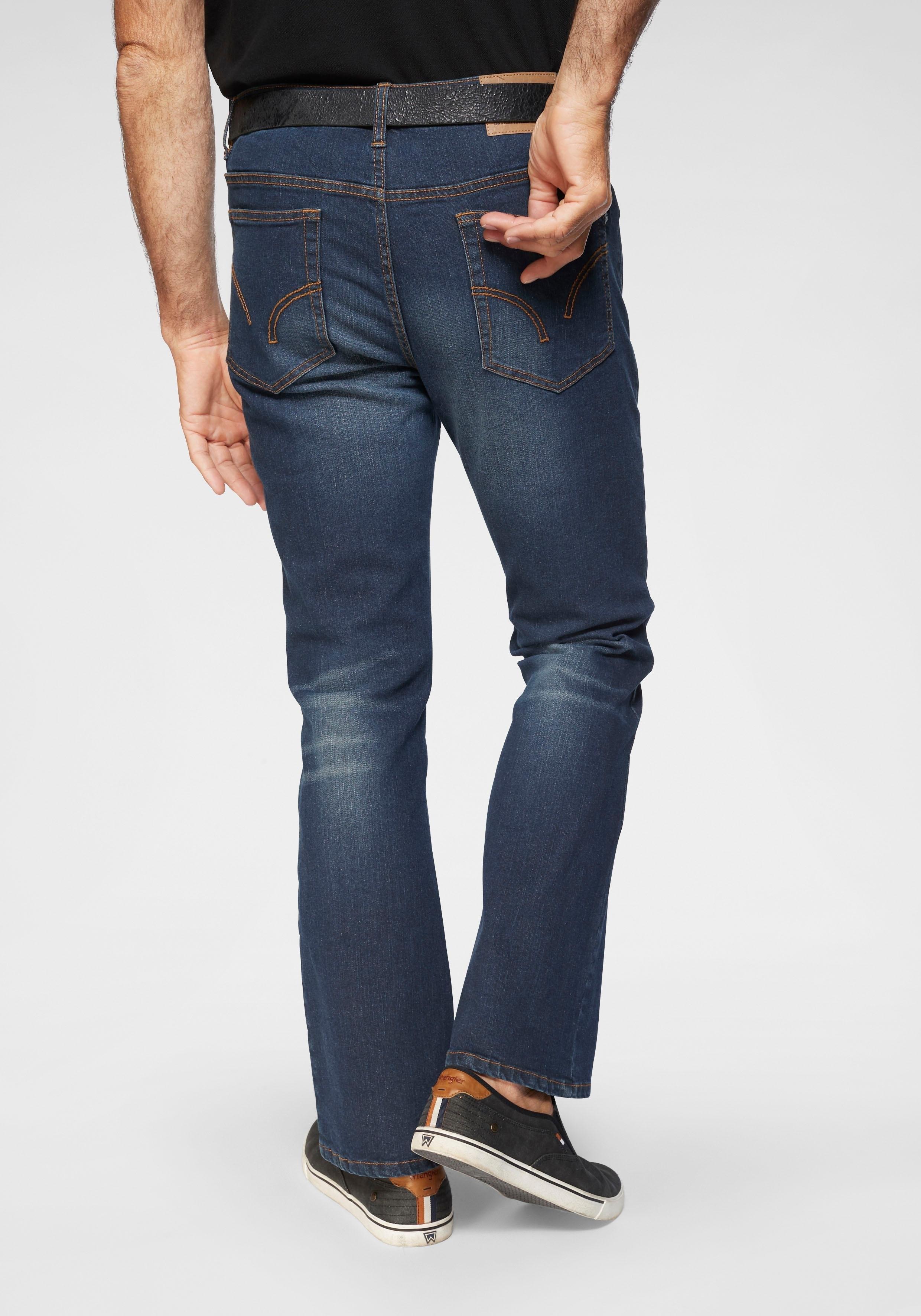 Arizona Bootcut jeans MIKE - verschillende betaalmethodes