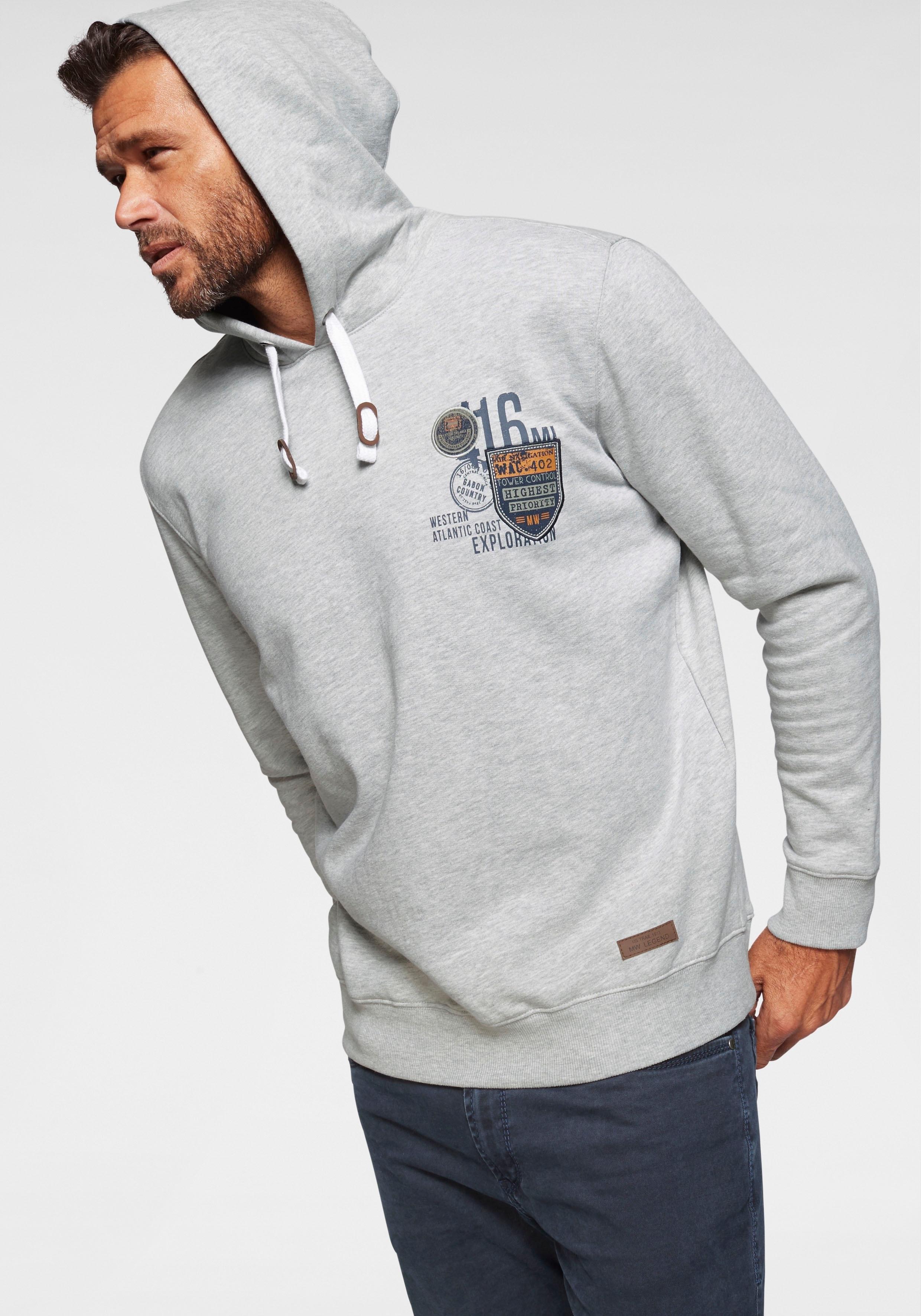Man's World hoodie in de webshop van OTTO kopen