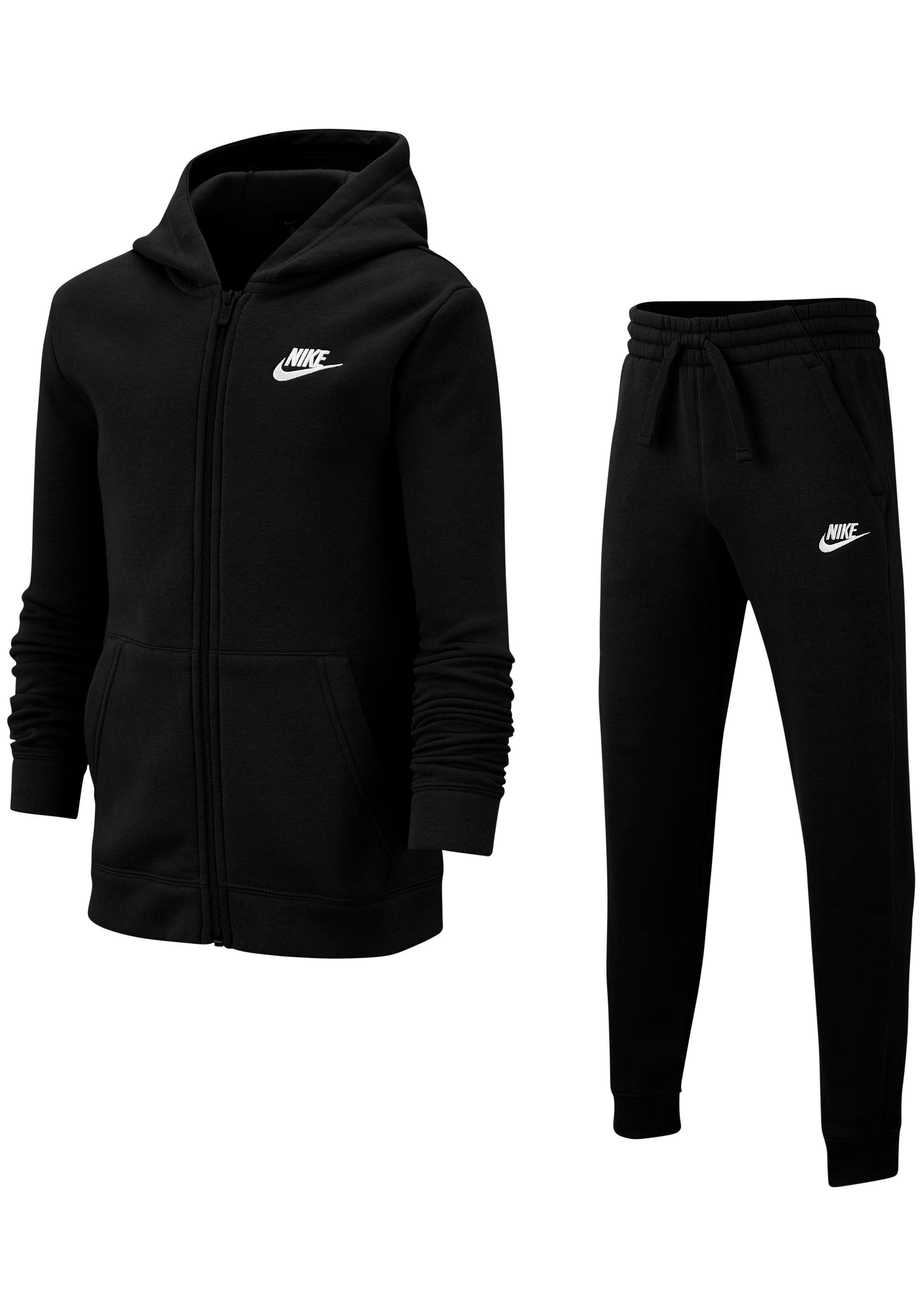 Nike Sportswear joggingpak »BOYS TRACKSUIT CORE FLEECE« (set, 2-delig) bij OTTO online kopen