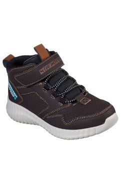 skechers kids sneakers »elite flex« bruin