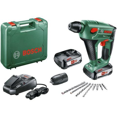 Bosch UNEO Maxx + 2e accu