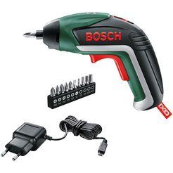 bosch accuschroevendraaier »ixo v«, limited edition 3.6v, 1.5ah groen