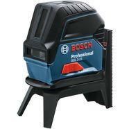 bosch professional lijnlaser »gcl 2-15« blauw