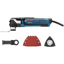 bosch professional multi-cutter »gop 40-30 professional« blauw