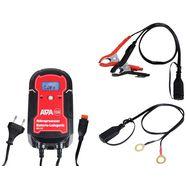 apa batterijoplader »6-12v 10a« rood