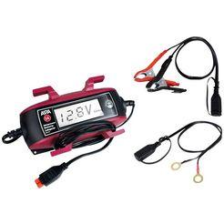 apa batterijoplader »6v-12v, 5a« rood