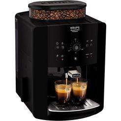 krups volautomatisch koffiezetapparaat ea8110 arabica quattro force, 1,8l zwart