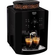 krups volautomatisch koffiezetapparaat ea8110 arabica quattro force zwart