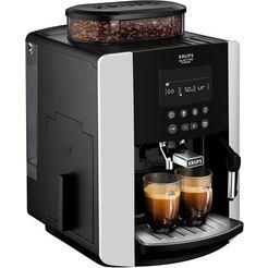 krups volautomatisch koffiezetapparaat ea8178 arabica display quattro force, 1,8l tank zwart