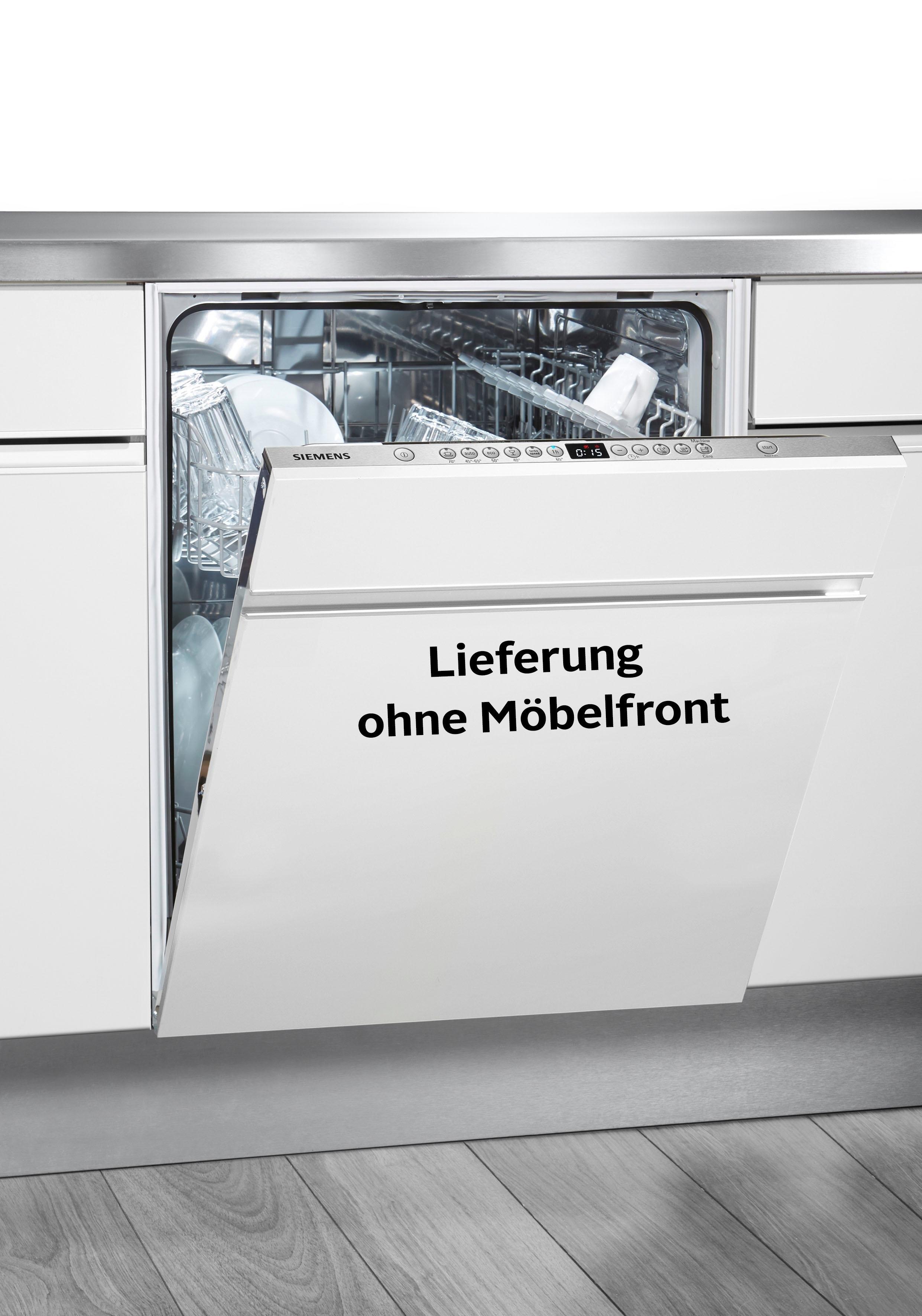 Siemens volledig integreerbare vaatwasser, 7,5 liter, 12 standaardcouverts nu online kopen bij OTTO