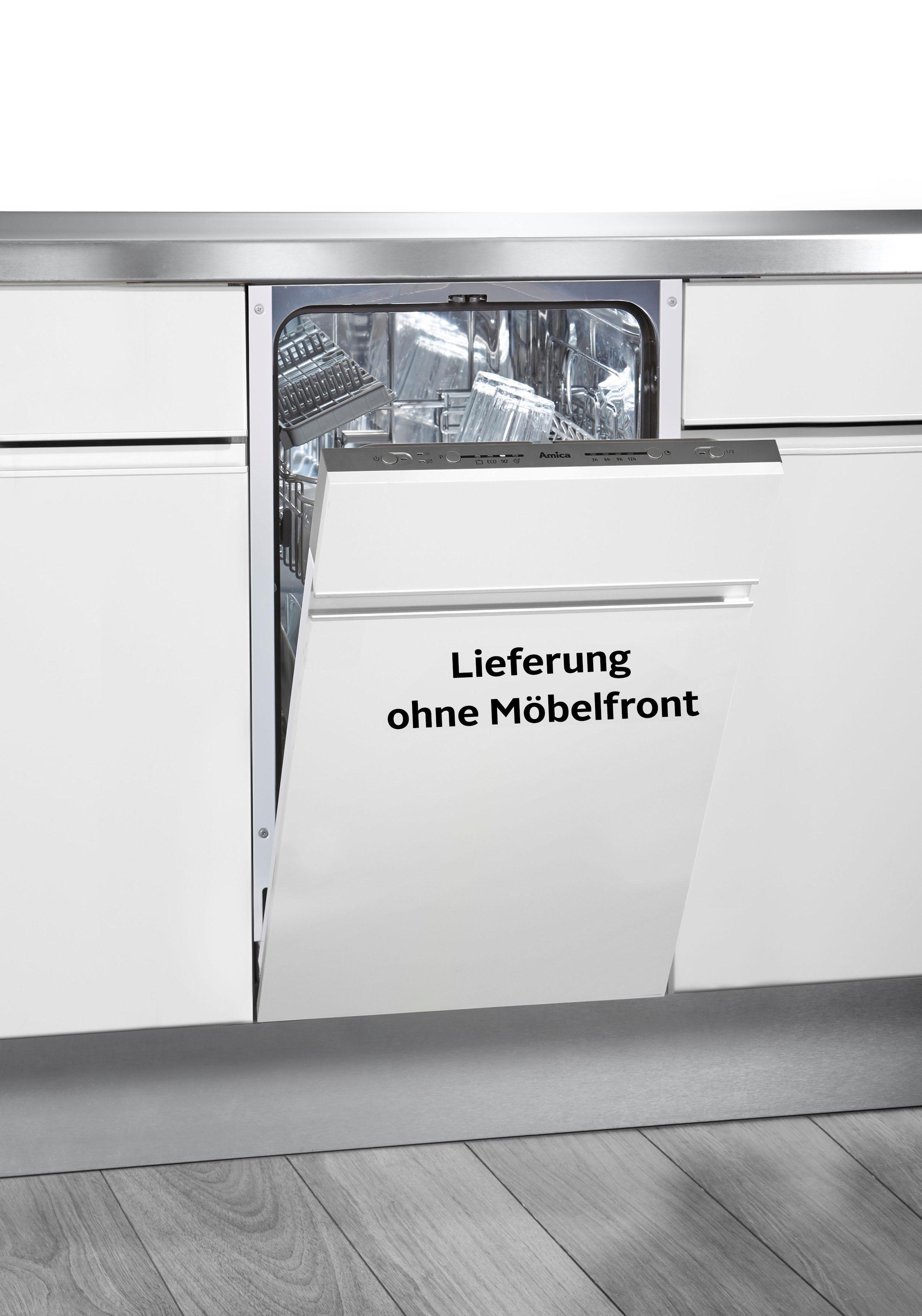 Amica volledig integreerbare inbouwvaatwasser EGSP 14768 V, A+, 9,5 liter, 9 standaardcouverts goedkoop op otto.nl kopen