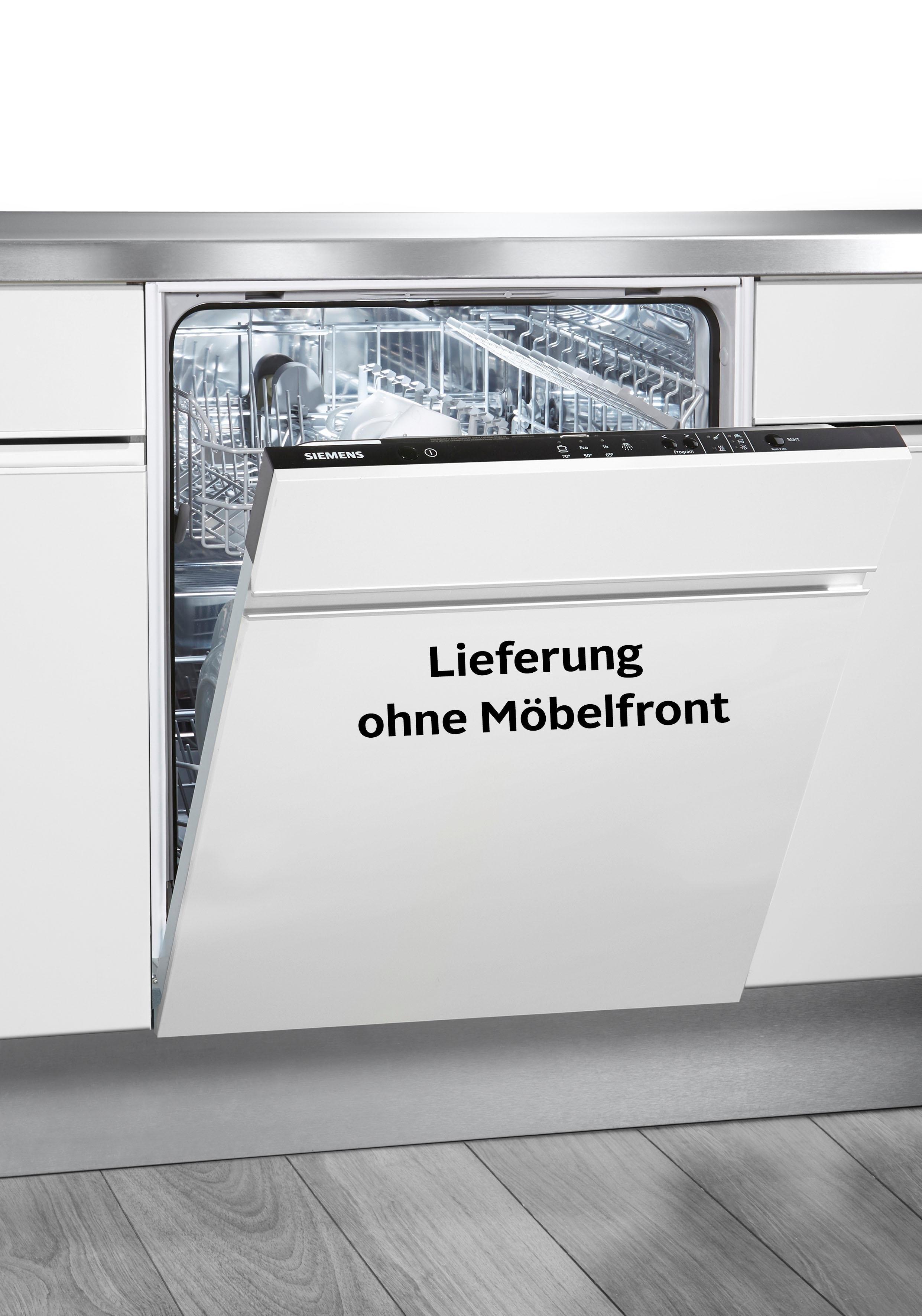 Siemens volledig integreerbare vaatwasser, 11,7 liter, 12 standaardcouverts online kopen op otto.nl