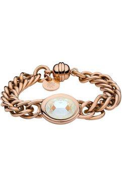 qudo edelstalen armband »tivola, 137164« goud