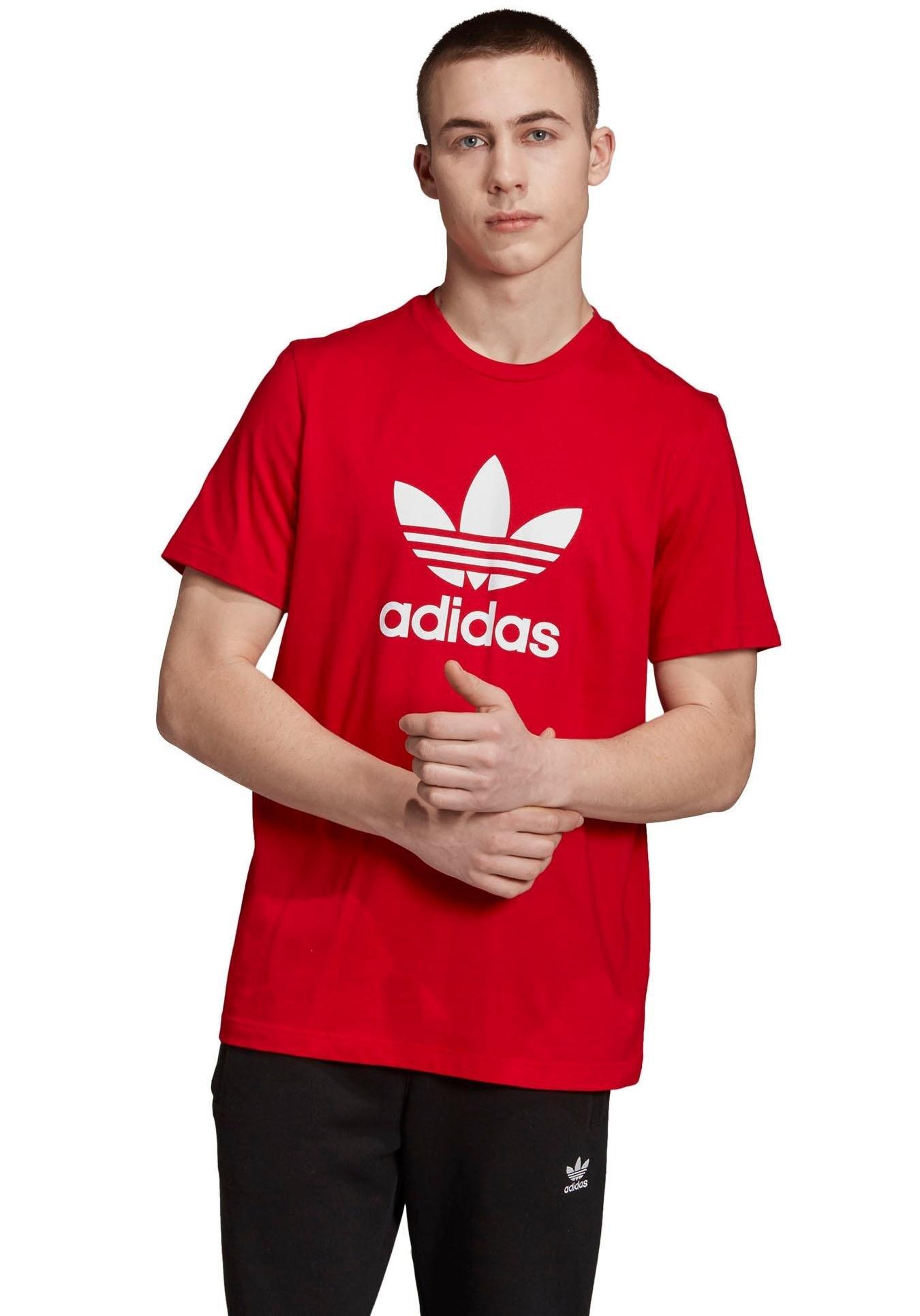 adidas Originals T-shirt »TREFOIL T-SHIRT« voordelig en veilig online kopen