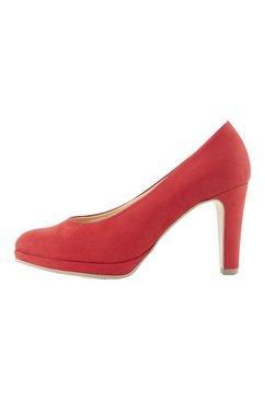 pumps rood
