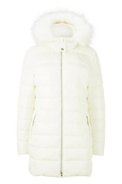 doorgestikt jasje wit