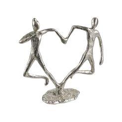 deco-figuur zilver