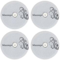 hydas elektrodenpads 4490.1.30 voor smart body massager 4490 wit