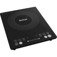 tefal inductiekookplaat ih2108 everyday slim zwart