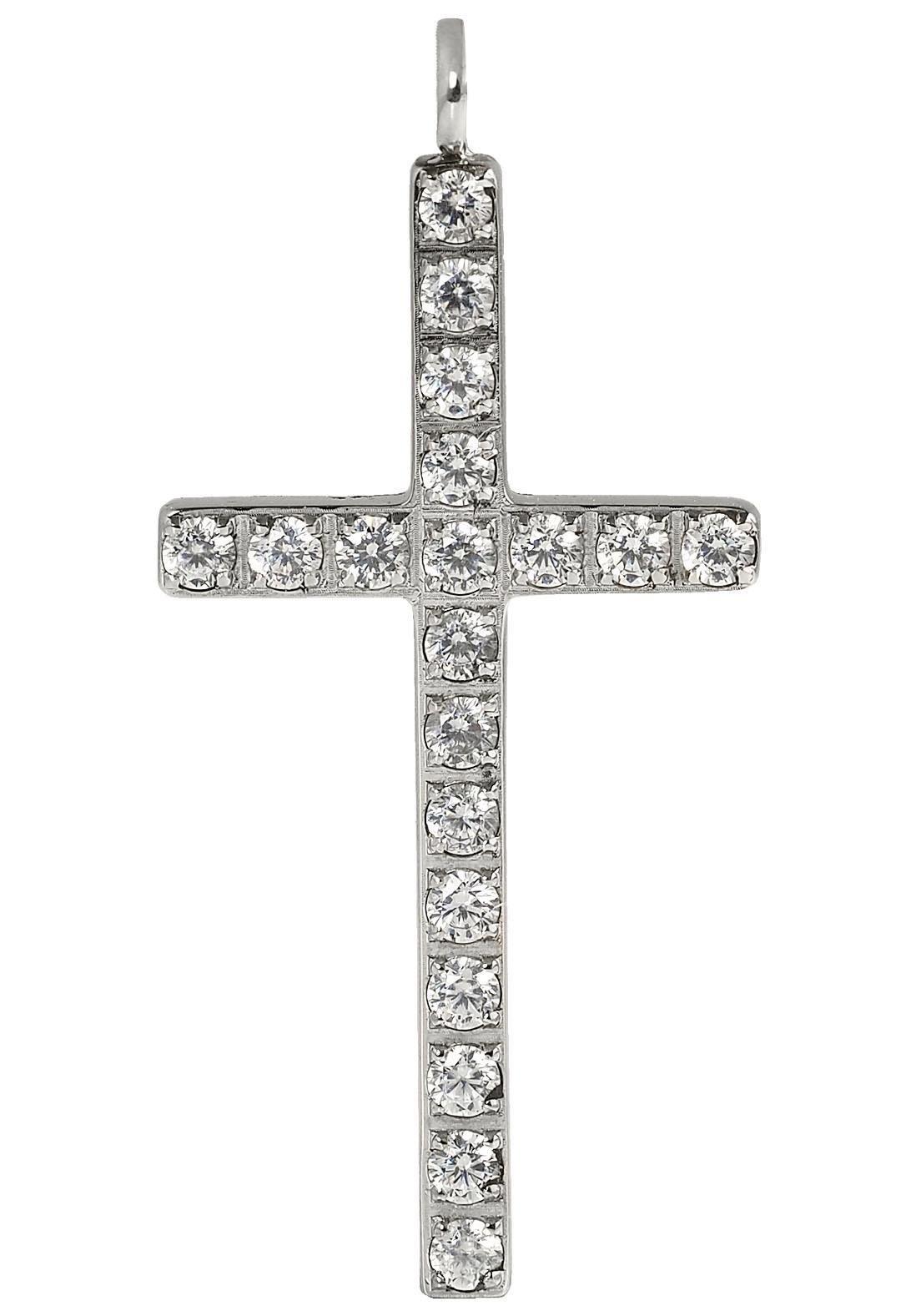 Op zoek naar een Firetti kettinghanger »Kruis, geloof, glanzend, massief«? Koop online bij OTTO