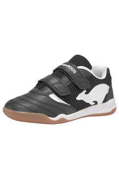 kangaroos sneakers »chelo comb v« zwart