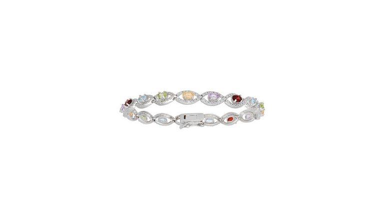 Firetti zilveren armband