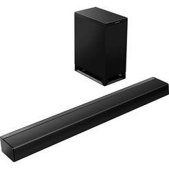 panasonic »sc-htb900« 3.1 soundbar (bluetooth, wifi, 505 watt) wit