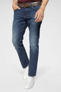 tom tailor 5-pocket jeans »josh« blauw