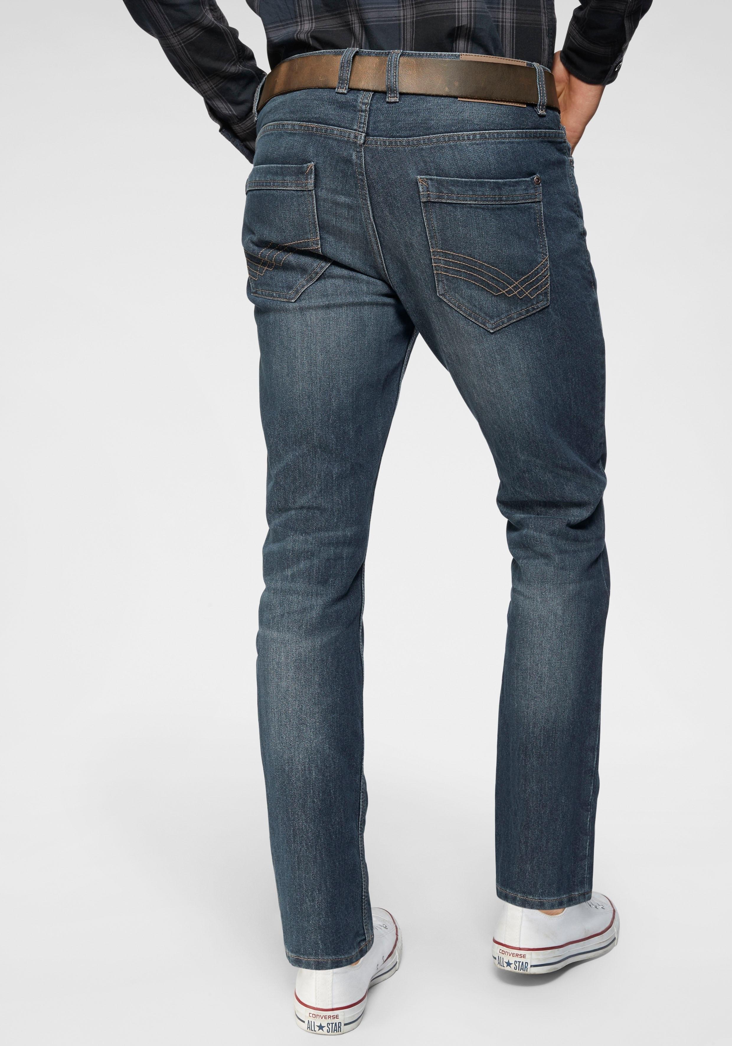 Tom Tailor straight jeans Marvin 5-pocket jeans bestellen: 30 dagen bedenktijd
