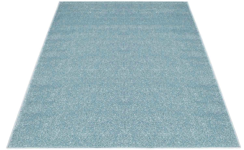 Carpet City Vloerkleed, »Moda Soft 2081«, rechthoekig, hoogte 11 mm, machinaal geweven - verschillende betaalmethodes