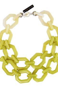 collier geel