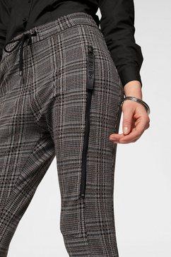 mac jogger pants »future-pants« grijs