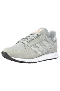 adidas originals sneakers »forest grove w« zilver