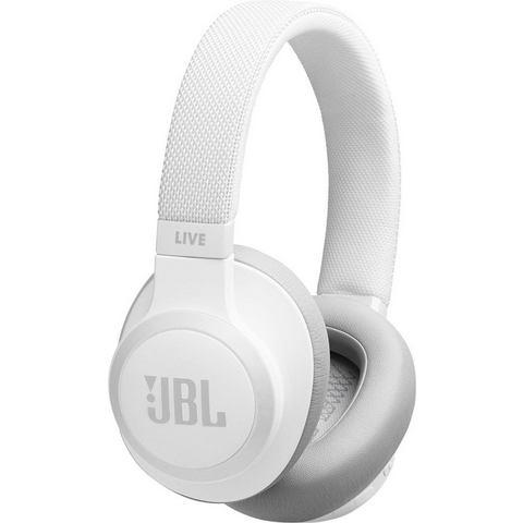 JBL Live 650BTNC White