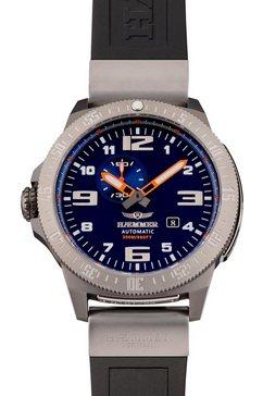 haemmer germany automatisch horloge »hd-100« zwart