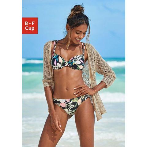 s.Oliver Beachwear bovenstukje met beugels Herfst