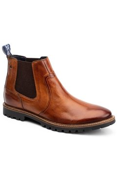 base london chelsea-boots »wilkes« bruin