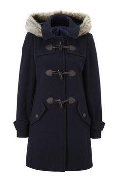 duffelcoat blauw
