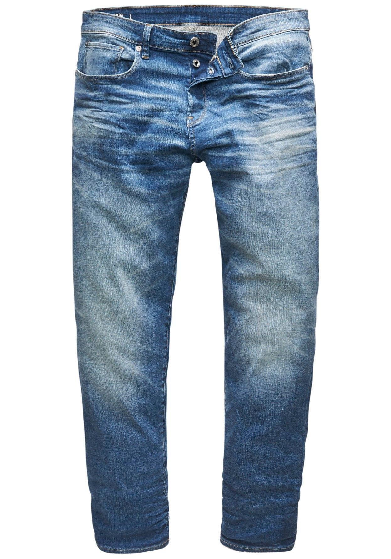 G-star Raw stretch jeans »3301 Loose« goedkoop op otto.nl kopen