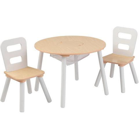 Kidkraft Ronde tafel met 2 stoelen