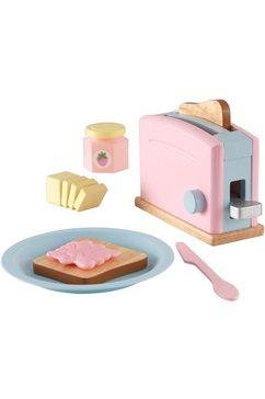 kidkraft kinder-toaster roze
