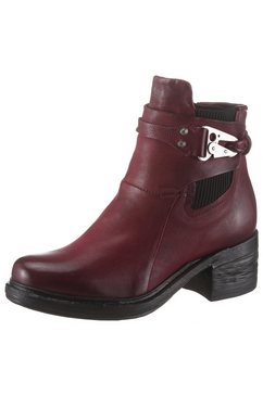 a.s.98 chelsea-boots rood