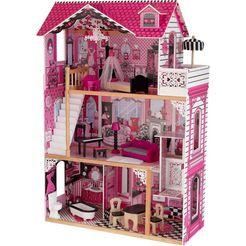 kidkraft poppenhuis roze