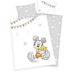 walt disney baby-overtrekset »disney´s mickey mouse«, walt disney wit
