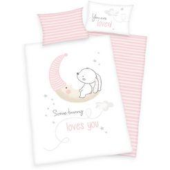 """baby best baby-overtrekset »baby best """"little bunny""""«, baby best wit"""