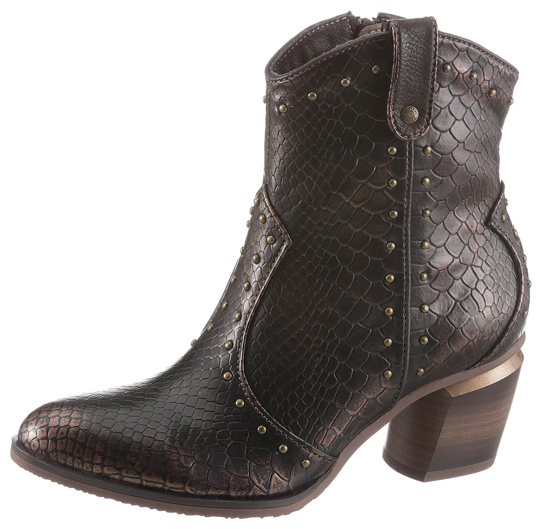 Mustang Shoes cowboylaarsjes veilig op otto.nl kopen